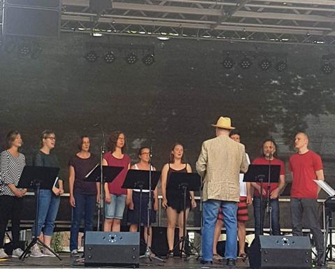 Musikschule Voice-Factory - Chor der Hochschule Fulda